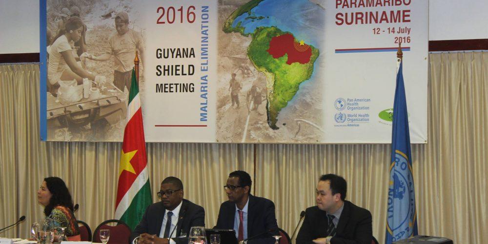 Malaria conference